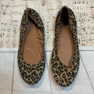 Primary Photo - BRAND: LUCKY BRAND STYLE: SHOES FLATS COLOR: ANIMAL PRINT SIZE: 8.5 SKU: 217-217182-2747