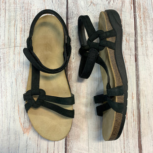 Primary Photo - BRAND: TEVA STYLE: SANDALS FLAT COLOR: BLACK SIZE: 8 SKU: 217-217193-620