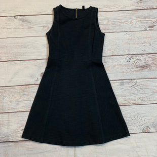 Primary Photo - BRAND: J CREW STYLE: DRESS SHORT SLEEVELESS COLOR: BLACK SIZE: 0 SKU: 217-217167-1062