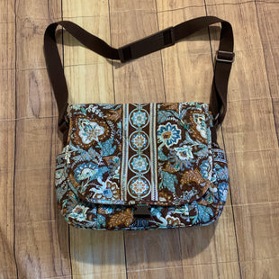 Primary Photo - BRAND: VERA BRADLEY STYLE: HANDBAG COLOR: BLUE SIZE: MEDIUM SKU: 217-217167-812