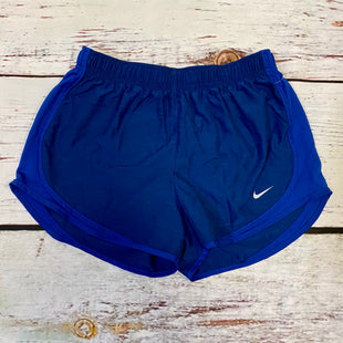 Primary Photo - BRAND: NIKE STYLE: ATHLETIC SHORTS COLOR: BLUE SIZE: M SKU: 217-217196-604
