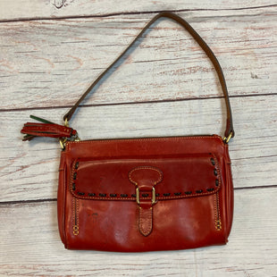 Primary Photo - BRAND: DOONEY AND BOURKE STYLE: HANDBAG DESIGNER COLOR: RED SIZE: SMALL OTHER INFO: FLORENTINE CROSSBODY SKU: 257-257183-330