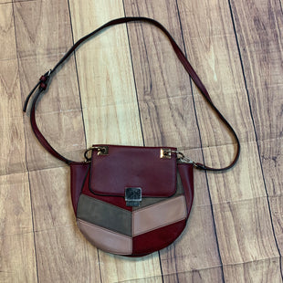 Primary Photo - BRAND:   NII G STYLE: HANDBAG COLOR: BURGUNDY SIZE: MEDIUM OTHER INFO: NII G - SKU: 217-217153-7009