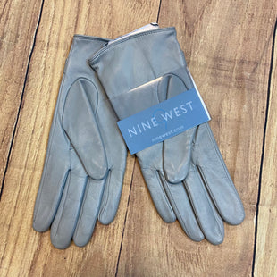Primary Photo - BRAND: NINE WEST STYLE: GLOVES COLOR: BABY BLUE OTHER INFO: NEW! MEDIUM LEATHER SKU: 217-217104-35610