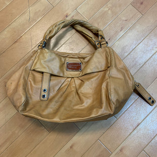 Primary Photo - BRAND: MARC BY MARC JACOBS STYLE: HANDBAG DESIGNER COLOR: TAN SIZE: LARGE OTHER INFO: AS IS SKU: 217-217104-34094
