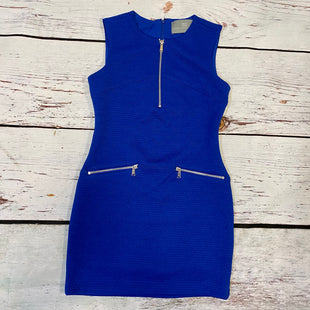 Primary Photo - BRAND: TART STYLE: DRESS SHORT SHORT SLEEVE COLOR: BLUE SIZE: M SKU: 217-217196-718