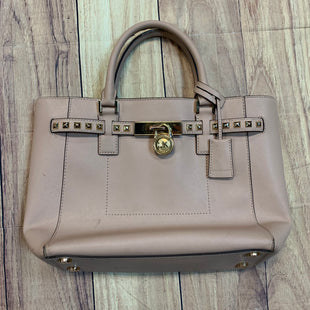 Primary Photo - BRAND: MICHAEL KORS STYLE: HANDBAG DESIGNER COLOR: TAN SIZE: MEDIUM OTHER INFO: AS IS SKU: 217-217182-5838