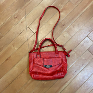 Primary Photo - BRAND:    CLOTHES MENTOR STYLE: HANDBAG COLOR: RED SIZE: SMALL SKU: 217-217155-3793