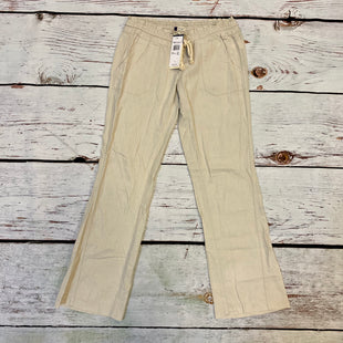 Primary Photo - BRAND: ROXY STYLE: PANTS COLOR: TAN SIZE: S OTHER INFO: NWT SKU: 217-217196-803