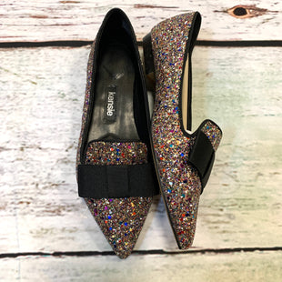 Primary Photo - BRAND: KENSIE STYLE: SHOES FLATS COLOR: SPARKLES SIZE: 7.5 OTHER INFO: BOW TOE SKU: 217-217104-38171