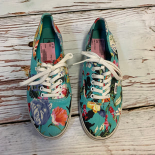 Primary Photo - BRAND: VANS STYLE: SHOES ATHLETIC COLOR: FLORAL SIZE: 6 SKU: 217-217104-37756