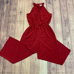 Primary Photo - BRAND: LONDON TIMES <BR>STYLE: DRESS LONG SLEEVELESS <BR>COLOR: RED <BR>SIZE: L <BR>OTHER INFO: NEW! <BR>SKU: 217-217182-6315