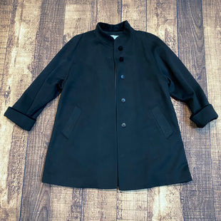 Primary Photo - BRAND:   CMC STYLE: COAT WOOL COLOR: BLACK SIZE: L OTHER INFO: FORECASTER - SKU: 217-217144-8939