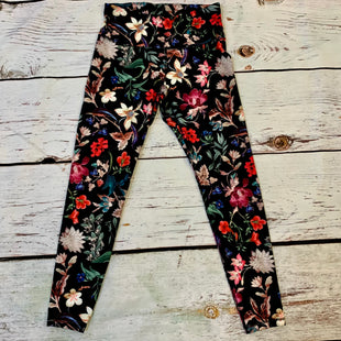 Primary Photo - BRAND: OLD NAVY STYLE: ATHLETIC PANTS COLOR: FLORAL SIZE: L SKU: 217-217155-4873