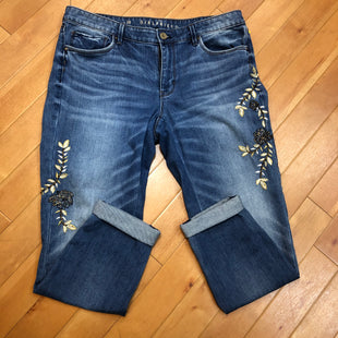 Primary Photo - BRAND: WHITE HOUSE BLACK MARKET STYLE: JEANS COLOR: DENIM SIZE: 10 SKU: 217-217182-3101