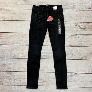 Primary Photo - BRAND: EXPRESS STYLE: JEANS COLOR: BLACK SIZE: 6 OTHER INFO: NEW! $88 SKU: 217-217182-7376