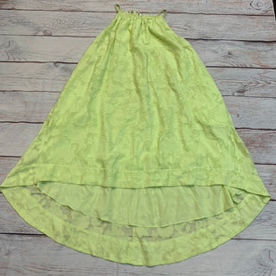 Primary Photo - BRAND: RACHEL ROY STYLE: DRESS SHORT SHORT SLEEVE COLOR: LIME GREEN SIZE: 3X SKU: 217-217182-7717