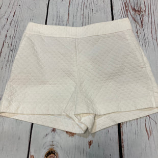 Primary Photo - BRAND: EXPRESS STYLE: SHORTS COLOR: WHITE SIZE: 8 SKU: 217-217154-1834
