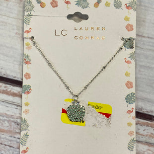 Primary Photo - BRAND: LAUREN CONRAD STYLE: NECKLACE COLOR: SILVER SKU: 217-217182-7476