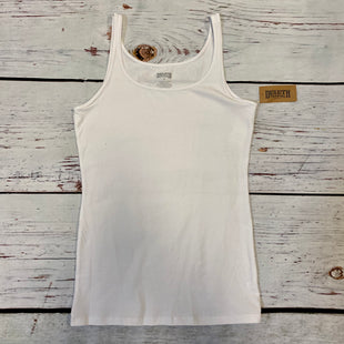 Primary Photo - BRAND: DULUTH TRADING STYLE: TANK BASIC CAMI COLOR: WHITE SIZE: S OTHER INFO: NEW! SKU: 178-17883-12559