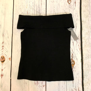 Primary Photo - BRAND: ANN TAYLOR STYLE: TOP SHORT SLEEVE COLOR: BLACK SIZE: XS OTHER INFO: NEW! SKU: 217-217153-3751
