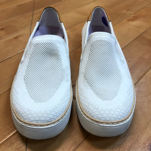 Primary Photo - BRAND: DR SCHOLLS STYLE: SHOES FLATS COLOR: WHITE SIZE: 8.5 OTHER INFO: AS IS SKU: 217-217104-32947