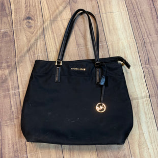 Primary Photo - BRAND: MICHAEL KORS STYLE: HANDBAG DESIGNER COLOR: BLACK SIZE: LARGE SKU: 217-217182-2575