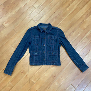 Primary Photo - BRAND: RALPH LAUREN STYLE: JACKET OUTDOOR COLOR: DENIM SIZE: M OTHER INFO: SP! SKU: 178-178160-378