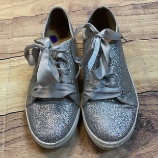 Primary Photo - BRAND: DIRTY LAUNDRY STYLE: SHOES ATHLETIC COLOR: SILVER SIZE: 8.5 SKU: 217-217155-4706