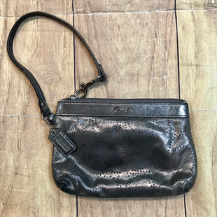 Primary Photo - BRAND: COACH STYLE: WRISTLET COLOR: SILVER SKU: 217-217167-883