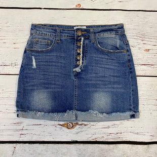 Primary Photo - BRAND: GOGOJEANSSTYLE: SKIRT COLOR: DENIM SIZE: 5 SKU: 217-217196-722