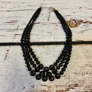 Primary Photo - BRAND: CHARMING CHARLIE STYLE: NECKLACE COLOR: BLACK OTHER INFO: LAYERS SKU: 217-217104-36169