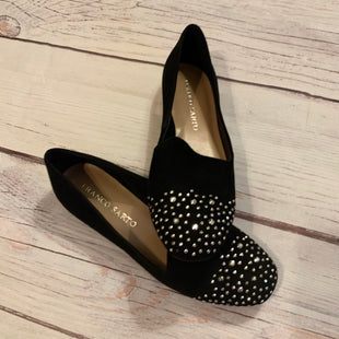 Primary Photo - BRAND: FRANCO SARTO STYLE: SHOES FLATS COLOR: BLACK SIZE: 5.5 OTHER INFO: STUDDED SKU: 217-217182-6670