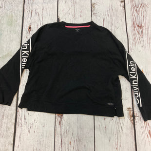 Primary Photo - BRAND: CALVIN KLEIN STYLE: ATHLETIC TOP COLOR: BLACK WHITE SIZE: 3X SKU: 217-217182-9657