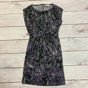 Primary Photo - BRAND: LOFT STYLE: DRESS SHORT SLEEVELESS COLOR: MULTI SIZE: XS OTHER INFO: PURPLE BLACK GREY SKU: 217-217182-8199