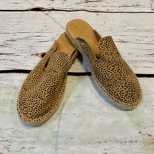 Primary Photo - BRAND: UNIVERSAL THREAD STYLE: SHOES FLATS COLOR: ANIMAL PRINT SIZE: 9.5 OTHER INFO: CHEETAH PRINT SKU: 257-257184-294