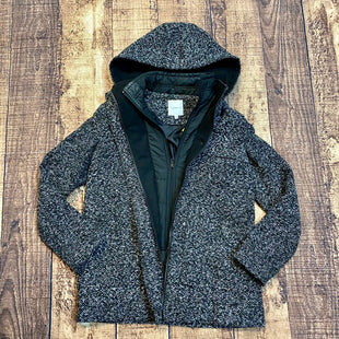 Primary Photo - BRAND: CROFT AND BARROW STYLE: JACKET OUTDOOR COLOR: GREY SIZE: S SKU: 217-217182-2891