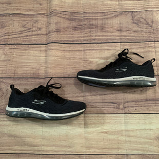 Primary Photo - BRAND: SKECHERS STYLE: SHOES ATHLETIC COLOR: BLACK SIZE: 8 SKU: 217-217104-34522