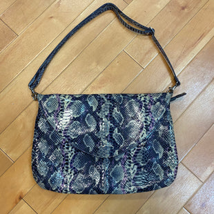 Primary Photo - BRAND: LODIS STYLE: HANDBAG COLOR: ANIMAL PRINT SIZE: MEDIUM SKU: 217-217182-4097