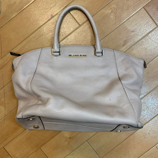 Primary Photo - BRAND: MICHAEL BY MICHAEL KORS STYLE: HANDBAG DESIGNER COLOR: LIGHT PINK SIZE: MEDIUM OTHER INFO: AS IS SKU: 217-217104-33188