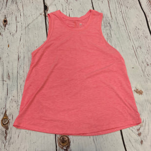 Primary Photo - BRAND:    ALL IN MOTIONSTYLE: ATHLETIC TANK TOP COLOR: PINK SIZE: XS OTHER INFO: ALL IN MOTION - SKU: 217-217104-39707