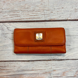 Primary Photo - BRAND: TIGNANELLO  PURSES STYLE: WALLET COLOR: ORANGE SIZE: MEDIUM SKU: 217-217104-36553