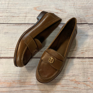 Primary Photo - BRAND: TORY BURCH STYLE: SHOES FLATS COLOR: BROWN SIZE: 7 OTHER INFO: LOAFERS SKU: 217-217104-37827