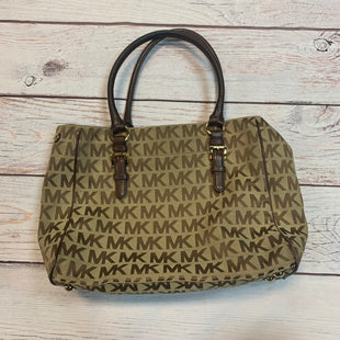 Primary Photo - BRAND: MICHAEL KORS STYLE: HANDBAG DESIGNER COLOR: MONOGRAM SIZE: MEDIUM SKU: 217-217155-4461