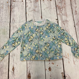 Primary Photo - BRAND: OLD NAVY STYLE: ATHLETIC JACKET COLOR: FLORAL SIZE: XXL SKU: 217-217182-9911