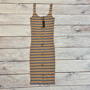 Primary Photo - BRAND: COTTON ON STYLE: DRESS SHORT SLEEVELESS COLOR: MULTI SIZE: XS OTHER INFO: STRIPED SKU: 217-217155-4827