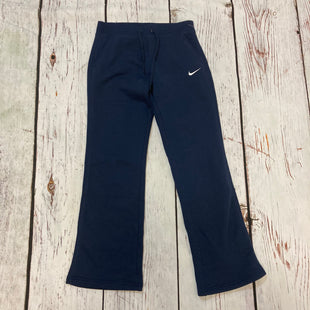 Primary Photo - BRAND: NIKE STYLE: ATHLETIC PANTS COLOR: NAVY SIZE: S SKU: 217-217182-9895