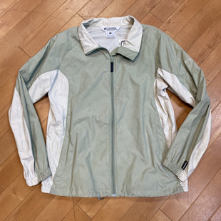 Primary Photo - BRAND: COLUMBIA STYLE: JACKET OUTDOOR COLOR: GREEN SIZE: L SKU: 217-217152-2645