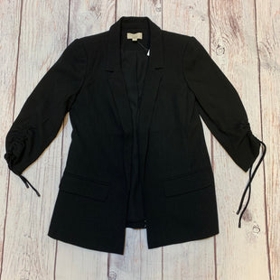 Primary Photo - BRAND: ANN TAYLOR LOFT STYLE: BLAZER JACKET COLOR: BLACK SIZE: XS OTHER INFO: NEW! SIZE 0 SKU: 217-217104-36478