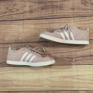 Primary Photo - BRAND: ADIDAS STYLE: SHOES ATHLETIC COLOR: PINK SIZE: 7 SKU: 217-217153-7016